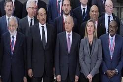 بی نتیجه بودن نشست اتحادیه های اروپا و عرب در بروکسل