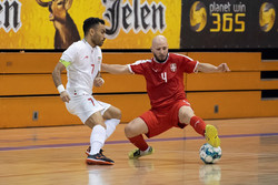 Iran to host 4-nation futsal tournament in Mashhad
