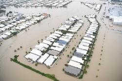 آسٹریلیا میں شدید بارشوں کے بعد سیلابی صورتحال