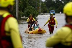 آسٹریلیا میں شدید بارشوں کے بعد سیلاب سے تباہی