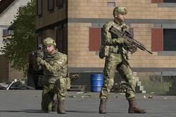 انگلیس با هدست واقعیت مجازی به سربازان آموزش می دهد