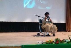 انقلاب اسلامی ایران از انقلاب نبوی و علوی الگو گرفته است