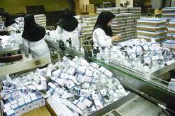 تولید۱۷درصد دارو کشور در گیلان/۳میلیارد عدد دارو تولید می شود