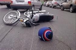 رشد ۲۱ درصدی تلفات جاده ای موتورسواران و عابران پیاده گلستان