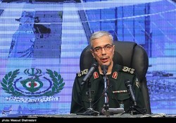 Major General Mohammad Hossein Baqeri, the Armed Forces Chief of Staff