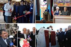 جزئیات افتتاح پروژهها در استانها؛ از خط تولید فاکتور ۸ تا نیروگاه خورشیدی