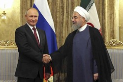 Rouhani, Putin to meet in Sochi