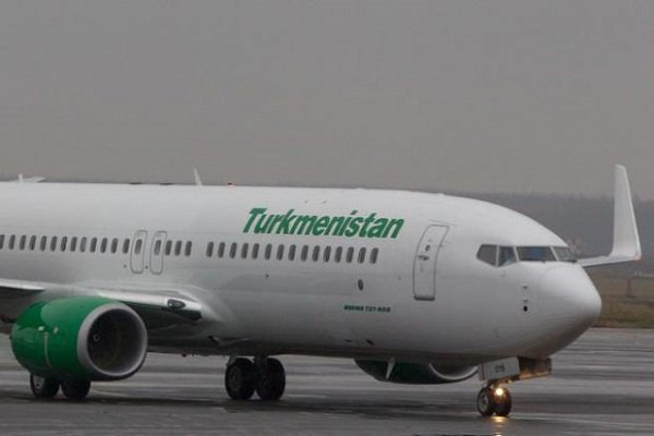 Türkmenistan'a şok! AB ülkelerine uçuşlar engellendi