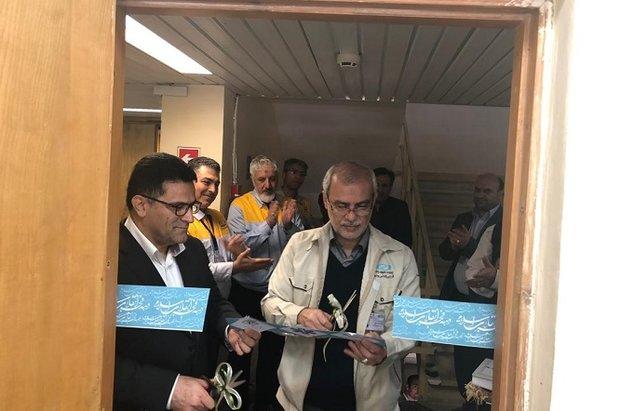 پایگاه اورژانس در نیروگاه اتمی بوشهر افتتاح شد