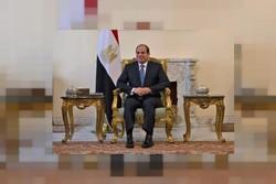 السیسی حالت فوق العاده در مصر را به مدت ۳ ماه دیگر تمدید کرد