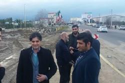 ساخت بریدزیرپل تاریخی چشمه کیله/ تندیس شهدای ۵۷ تنکابن نصب می شود