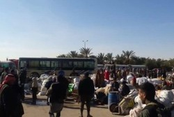 More Syrians return from Jordan camps through Nassib crossing
