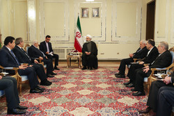 Full stability, security in Syria a key regional goal for Iran: Pres. Rouhani