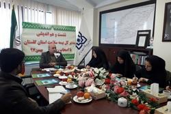 همه مطالبات بیمه سلامت مراکز درمانی گلستان تسویه شد