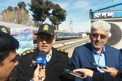 پلیس راهآهن به پهباد مجهز میشود/ رشد۱۰۰ درصدیکشفمواد مخدر