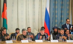 Afghan govt-Taliban talks in Moscow