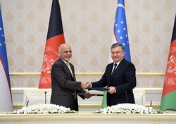 Uzbekistan ready to host Taliban-Afghan govt talks