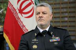 Iran's Navy cmdr. leaves for China