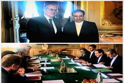 Iran deputy FM Araghchi , French diplomat hold 6th round of Iran-France talks