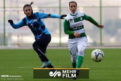 پیروزی اصفهانیها بر آذریها در فوتبال بانوان