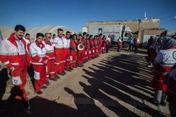 آماده باش ۴۰۰ نیروی امدادی هلال احمر در چهارمحال و بختیاری