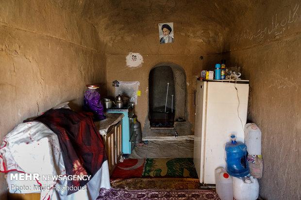 انعاش قرية هاجرها سكانها بسبب الجفاف