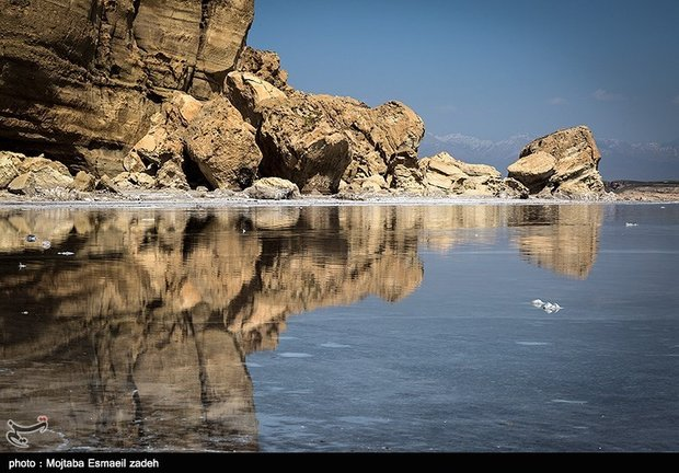 Water level in Lake Urmia rises by 33cm