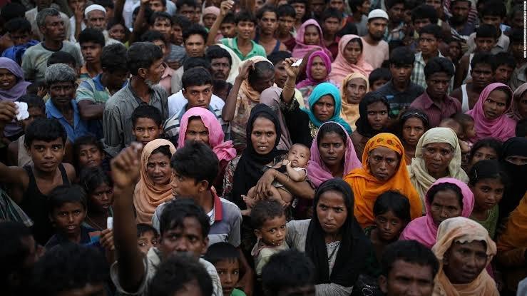 Bangladesh seeks India's help to resolve Rohingya crisis