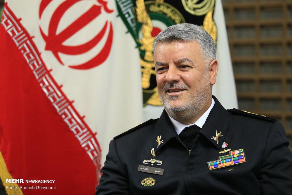Iran Navy launches massive marine war game in Persian Gulf
