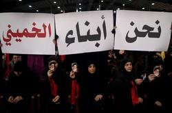 بیروت میں انقلاب اسلامی کا جشن منایا گیا