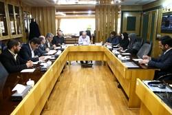 نشست فراکسیون شفافیت با رئیس سازمان اداری استخدامی کشور
