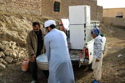 فعالیت های گروه جهادی تبلیغی « رسالات » در زابل