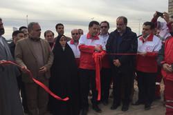 دو پایگاه امداد و نجات در آبیک و محمدیه افتتاح شد
