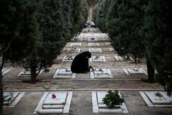 ۶۹۳ گلزار شهدای شهری و روستایی در استان همدان ساماندهی شده است