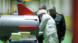 أولى المشاهد من معامل صنع الصواريخ لدى قوات الحرس الثوري/ صور