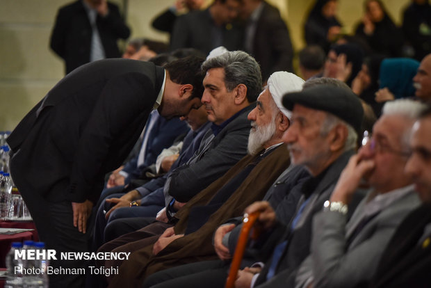 Tehran mayor inaugurates 495 urban management projects