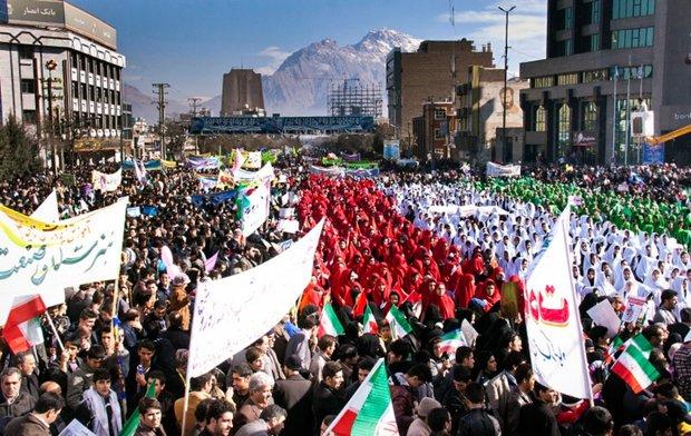 برگزاری راهپیمایی ۲۲ بهمن در ۷۲ نقطه سمنان برنامهریزی شده است