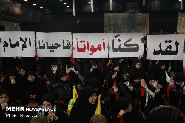 الذكرى الاربعين لانتصار الثورة