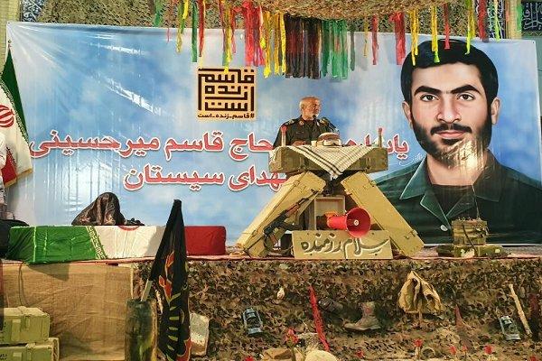 شهید «میرحسینی» به معنای واقعی یک قهرمان اسطوره ای بود