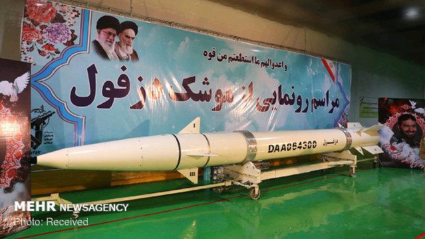 انتشار اولین تصاویر از کارخانجات تولید موشک بالستیک نیروی هوافضای سپاه