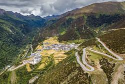 Fotoğraflarla Çin'in Tibet Özerk Bölgesi'ne yolculuk