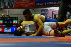 Iran crowned at 2019 Takhti freestyle wrestling tournament