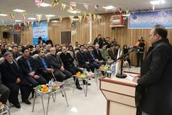 ۲۴ طرح در بخش راه و پایانه های مرزی آذربایجان غربی افتتاح شد