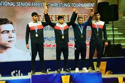 مسابقات بینالمللی کشتی آزاد جام تختی در کرمانشاه