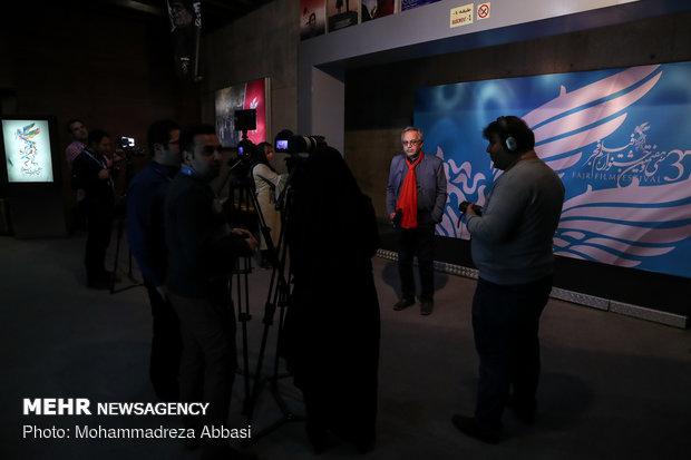 Day 9 of 37th Fajr Film Festival