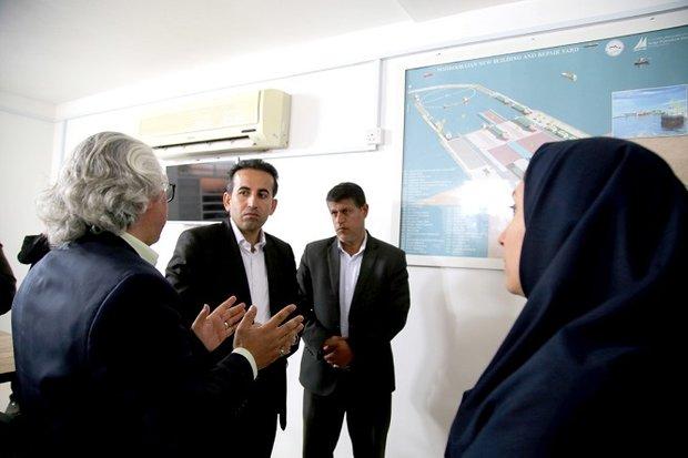 فعالیتهای اشتغالزایی مرتبط با دریا در تنگستان گسترش مییابد