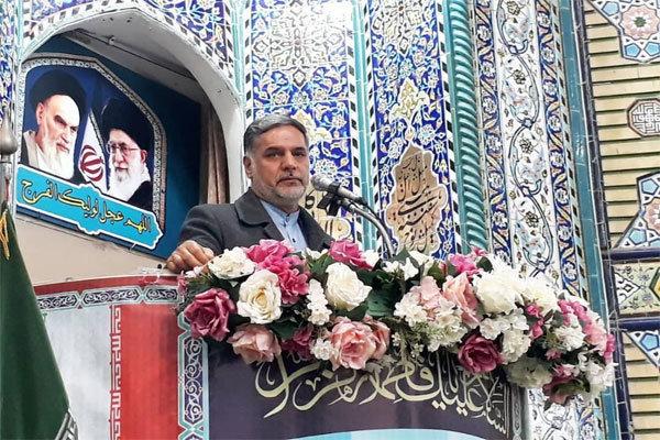 نظام اسلامی در مسیر عزت/استکبار جرات تعرض به ایران را ندارد