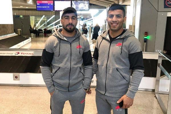 ملایی و بریمانلو مسافران رقابتهای جودو قهرمانی جهان شدند