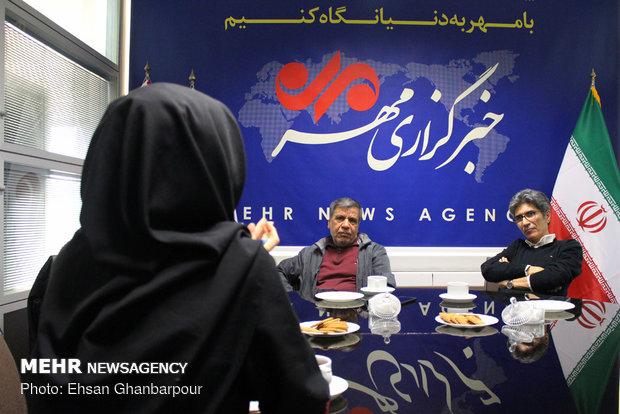 رضا مقصودی /  محمدعلی حسین نژاد