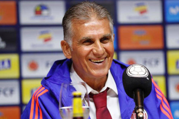 Carlos Queiroz issues Nowruz message